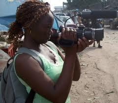 Prise de vue dans les rues de Kinshasa (Le-potentiel)