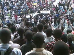 Une foule lors des présidentielles de 2011 à Kinshasa (Google)