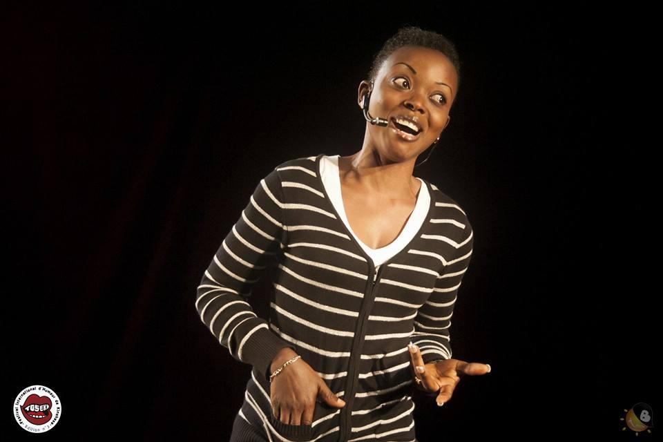 Abelle Bowala, humoriste